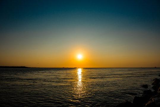 Long Beach Island, NJ Sunrise