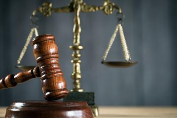 Law concept image