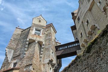 Pernstejn Castle. South Moravian Region, Czech Republic.