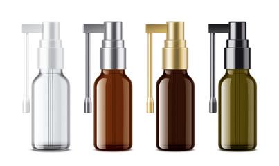 Clear Sprayer Transparent Bottles