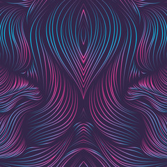 purple shape background