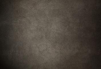 Obraz Dark Leather Texture Design Stylish Background Cloth Soft Material Fabric - fototapety do salonu