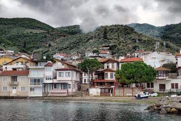 Kumyaka (Sigi) is a historical village at shore of the Marmara Sea in Bursa province, Mudanya, Turkey.