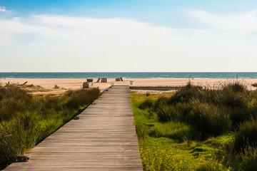 Andalusien Atlantik-Küste
