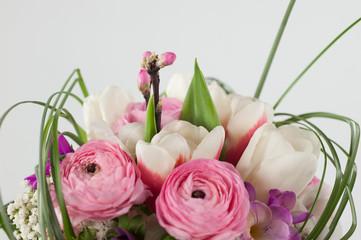 macro del bouquet