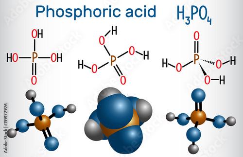 Phosphoric Acid Orthophosphoric Acid H2po4 Is A Mineral And Weak