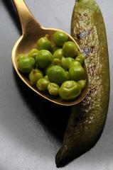 Grillattuja herneitä Piselli grigliati Guisantes a la parrilla Gegrillte Erbsen Grilled peas alla griglia горох на гриле Pois grillés groch z grilla グリルエンドウ