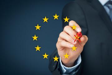 European union disintegration