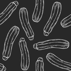 zucchini pattern