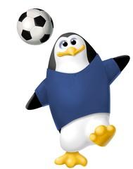pinguino francia