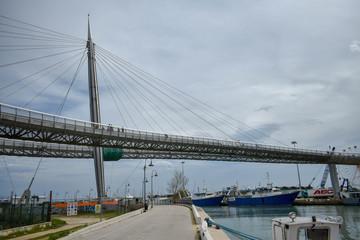 Ponte del Mare, Pescara, Abruzzo, Italy