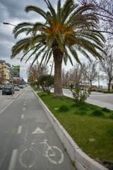 Seafront of Pescara, Abruzzo, Italy