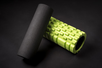 Fitness foam roller, ideal for self massage