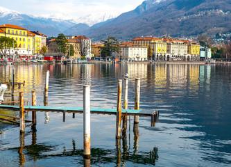 Lugano, Luganer See