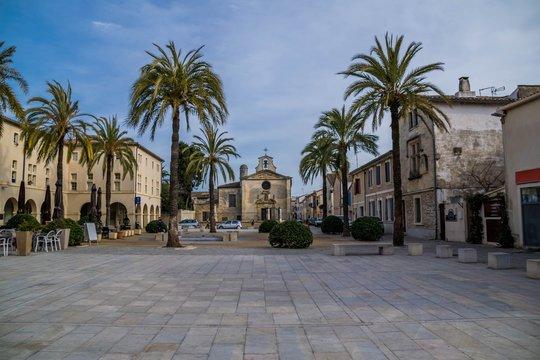 Aigues-Mortes, Gard, Occitanie, France.