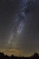 Milky Way in Russia