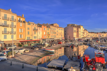 Saint-Tropez - Le Port