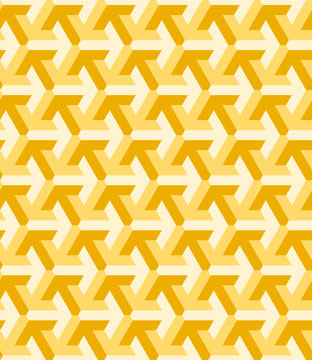 Seamless repeating pattern of arrows