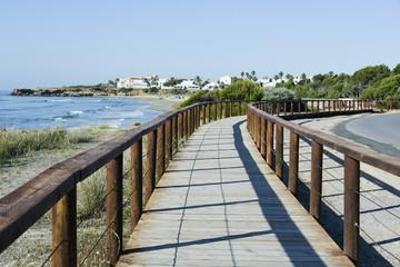 coast of Alcossebre, Spain