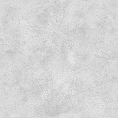 White wall. Wall covered with white paint. Seamless texture.