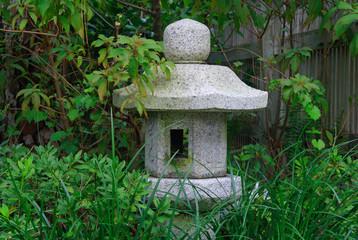Stone lantern