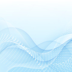 Vector abstract backgrounds. Shiny business background with wave.