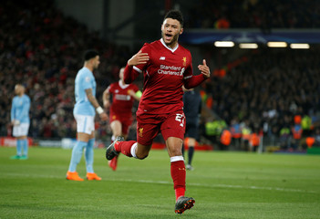 Champions League Quarter Final First Leg - Liverpool vs Manchester City
