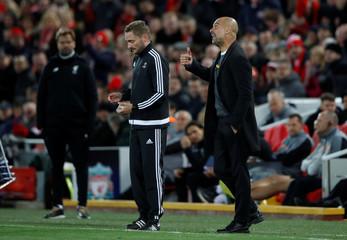 Champions League Quarter Final First Leg - Liverpool vs Manchester City