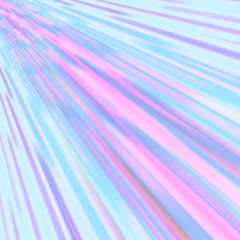 Soft Rays of Purple and Blue Light Colors Diagonal Pastel Colorful Background Design - High resolution illustration for graphic element or backdrop use.