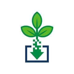 Download Nature Logo Icon Design
