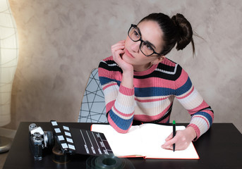 Thoughtful about movie screenplay writing