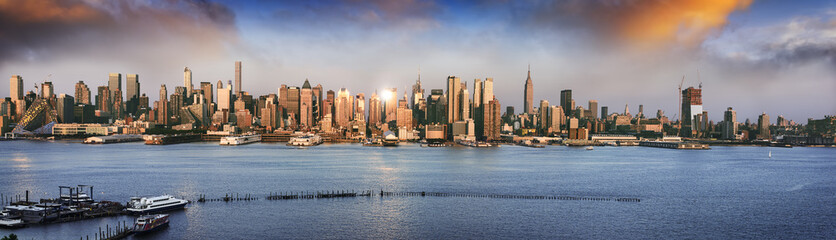 Fototapete - New York panoramic