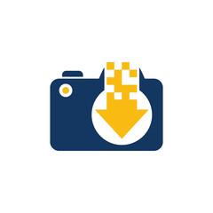 Download Camera Logo Icon Design