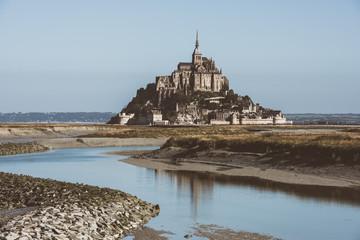 Mont Saint Michel abbey