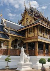 Wat Ban Den Chiang Mai Thailand