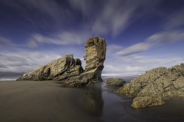 La roca tortuga