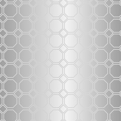 Seamless geometric line pattern in arabian style. Repeating linear texture for wallpaper, packaging,