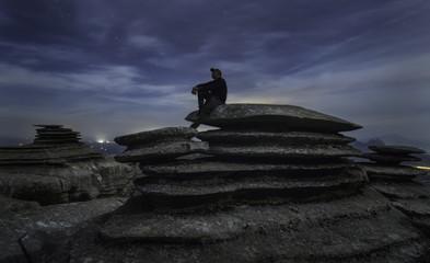 Las rocas del Torcal