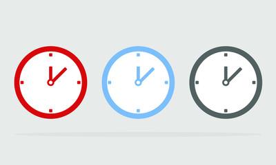 Uhren, Uhrzeit