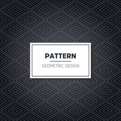 Seamless geometric pattern. Geometric simple print. Vector repeating texture. Modern hipster swatch