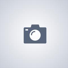 Camera icon, photocamera icon
