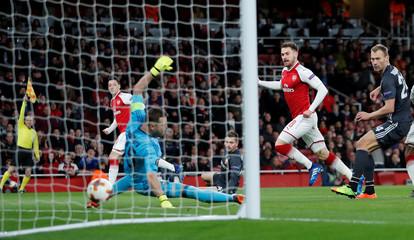 Europa League Quarter Final First Leg - Arsenal vs CSKA Moscow