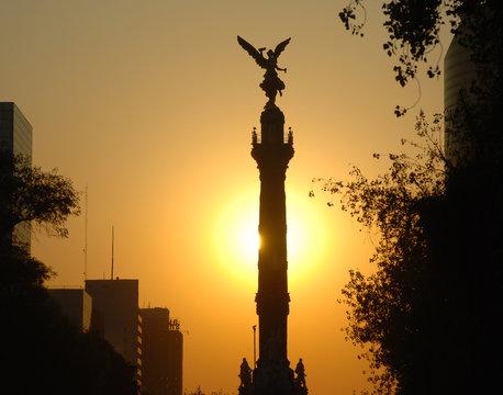 Angel Independencia Ciudad de México