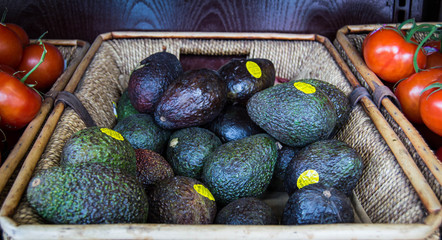 Avocados for sale