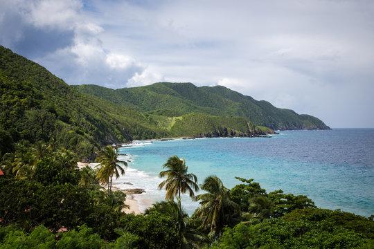 St. Croix Coastline