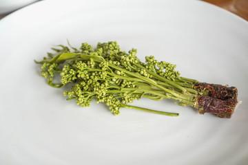 Neem flower vegetables