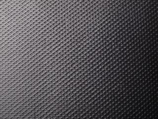 Texture black plastik