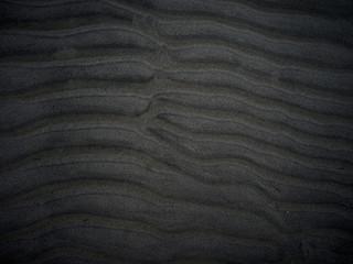 Patterns on sand