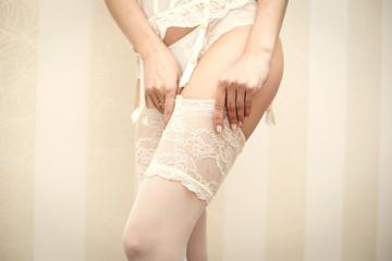 Bridal underwear set