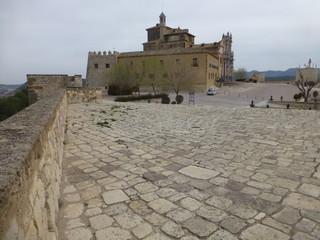 Caravaca de la Cruz, ciudad santa en Murcia, ,España